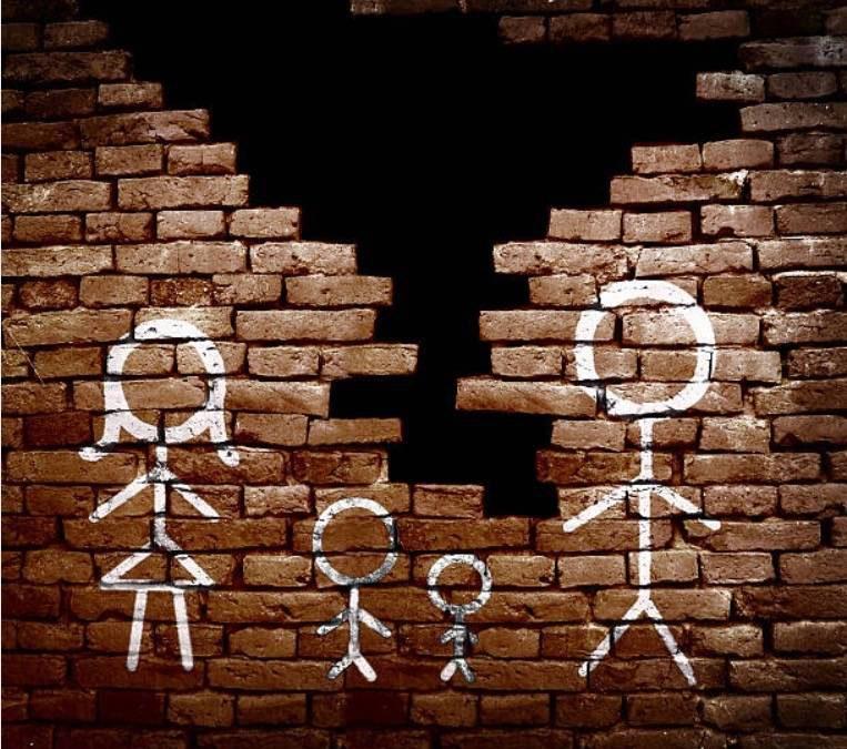 Healing Broken Walls